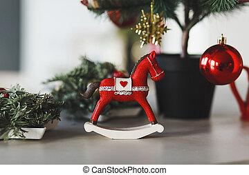 nostalgic christmas decoration