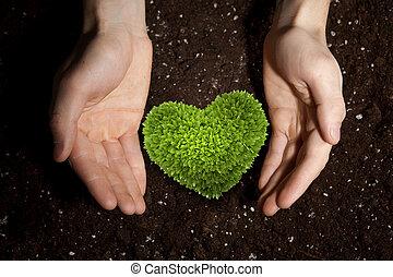 nostro, cura, amore, natura