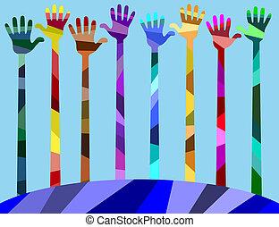 nostro, mondo, ha, molto, di, colori, e, f