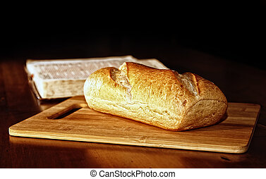 nostro, quotidiano, bread
