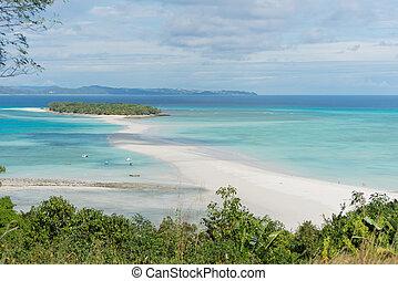 Nosy Iranja the beautiful little island of Madagascar made ...