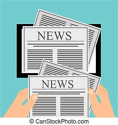 notícia, conceito