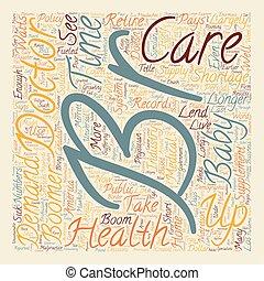 Not Enough Doctors text background wordcloud concept