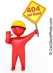 not, gefunden, 404, fehler