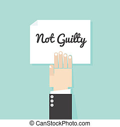 Not guilty law fairly conceptuals