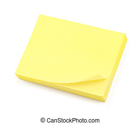 nota, adesivo