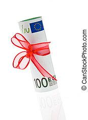 nota, banca, euro