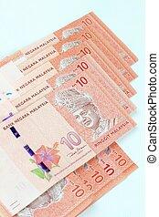 nota, malaysia, banca