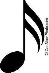 nota, musicale
