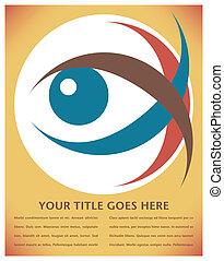 notable, ojo, design.