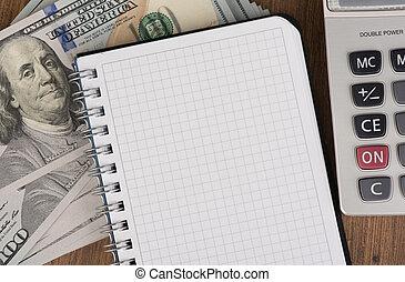 notas, calculadora,  notepad, mentindo