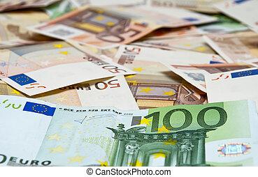 notatki, euro