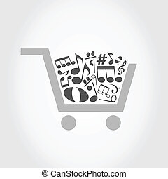Note a cart