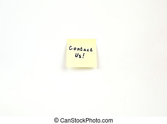 note, contact, us!, poteau-il
