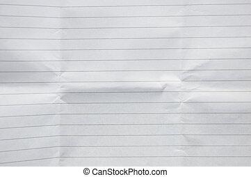 note papel, plano de fondo