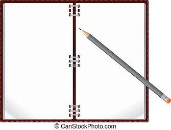 note pencil