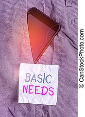 note, poche, needs., ordre, appareil, ou, soutenir, ...