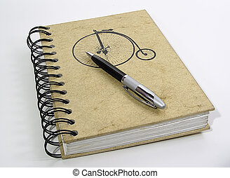 Notebook and Pen 2