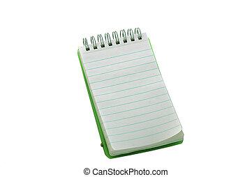 Notepad - Blank