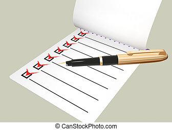 notepad parker concept