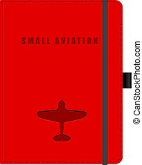 Notepad Small Aviation - Notepad for fans of Small Aviation...