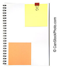 Notepad With Memo