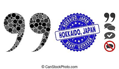 noteren, textured, japan, symbool, pictogram, collage,...