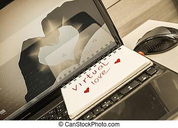 notes, cahier, mensonge, bureau bureau