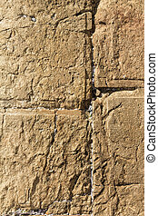 Notes to God in Western Wall