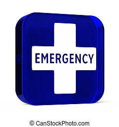 notfall, medizin, dienstleistungen