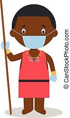 notfall, traditionelle , chirurgisch, angezogene , stamm, ...