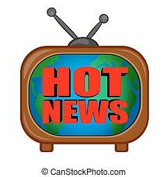 noticias de tv