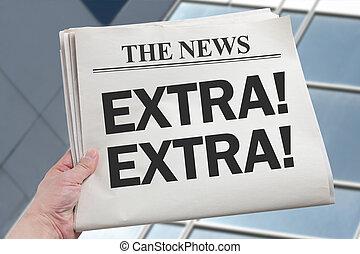 noticias, extra
