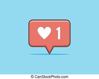 notification, aimer