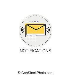 Notification Envelope Email Inbox Message Send Mail