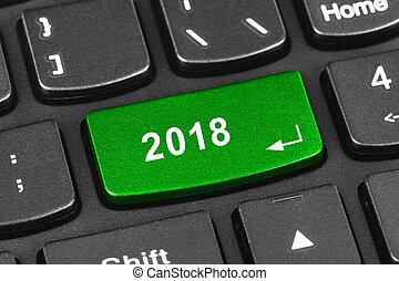 notitieboekje computer, 2018, klee, toetsenbord