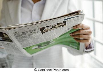 notizie, lettura