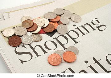notizie, shopping