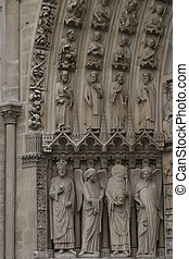 Notre Dame Cathedral - 1