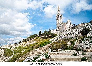 Notre-Dame de la Garde basilica - Notre-Dame de la Garde (...