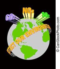 notre, protéger, environnement