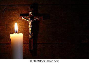notte, preghiera