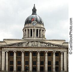 Nottingham city council,UK