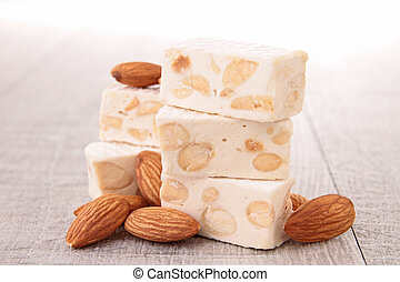 nougat and nut