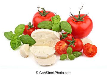 nourriture, 3, italien