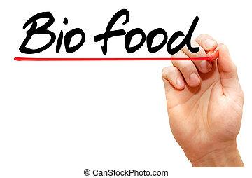 nourriture, bio