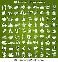 nourriture, boissons