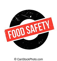 nourriture, caoutchouc, sécurité, timbre