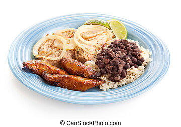 nourriture, cubaine