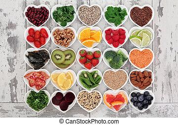 nourriture, detox, régime